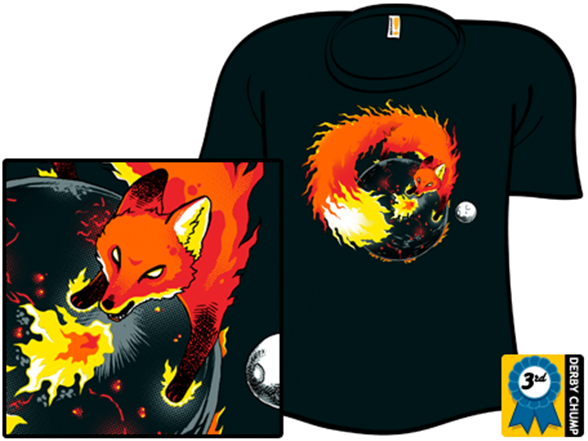 fire-fox-shirt