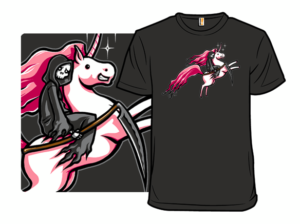 death-pony-shirt
